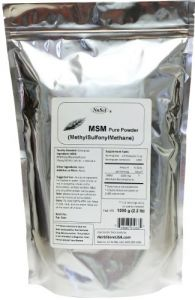 Nusci Msm (methylsulfonylmethane) Pure Powder (1000 Grams (2.2 Lb))