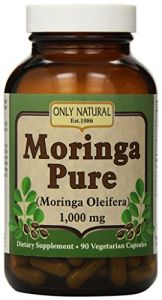 Only Natural Moringa Pure (pack Of 1)