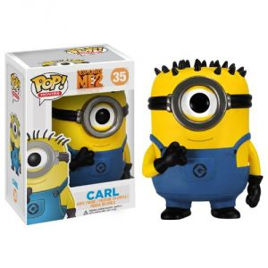 Funko Pop Movies Despicable Me Carl Vinyl Figure