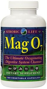 Mag 07 Digestive System Cleaner 180 Capsules
