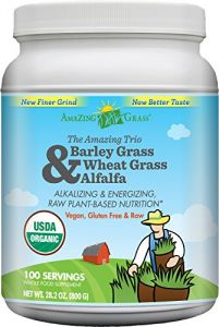 Amazing Grass Amazing Trio, 100 Servings, 28.2 Ounces