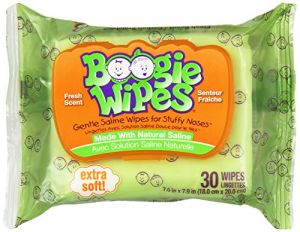 Boogie Wipes, Fresh Scent 30-count Pack Of 12
