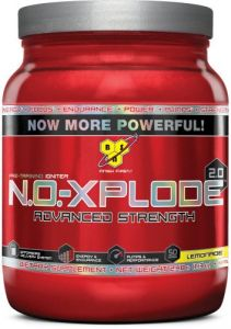 Bsn N.o.-xplode 2.0 Advanced Strength, Lemonade, 2.48 Lbs