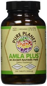 Amla C Plus 500mg Pure Planet Products 200 Tabs