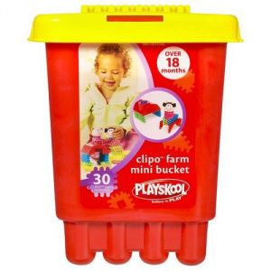Playskool Farm Mini Bucket
