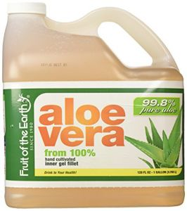 W/99.8% Aloe Juice, 1 Gal