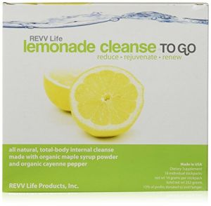 Lemonade Cleanse To Go (master Cleanse Without The Hassles And Mess!)