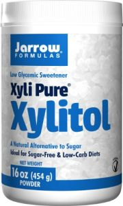 Jarrow Formulas Xyli-pure Xylitol Powder, 16 Ounce