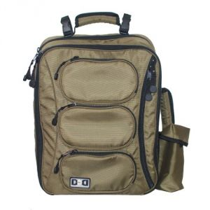 Baby Care (Misc) - Diaper Dude Convertible Messenger-Backpack in Olive