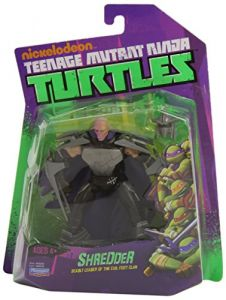 Teenage Mutant Ninja Turtles Shredder 2 Action Figure