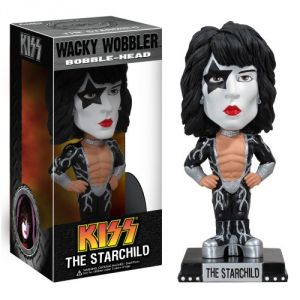 Funko Kiss - Paul Stanley The Starchild Inches Wacky Wobbler