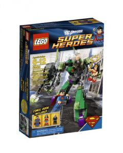 Lego Super Heroes Superman Vs Power Armor Lex 6862