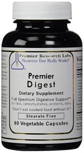 Premier Digest By Premier Research Labs (60 Caps)