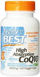 "Doctor""s Best High Abs Coq10 600mg, 60 Count"