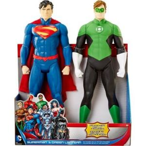20 Inches Superman & Green Lantern Combo