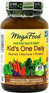 Megafood Kids One Daily Tablets, 60 Count