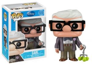 Funko Pop Disney Series 5 Carl Vinyl Figure