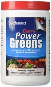 Power Greens Berry - 300 G