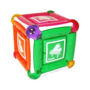 Munchkin Mozart Magic Cube Kids Musical Toy