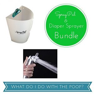 Spray PAL And Cloth Diaper Sprayer Bundle