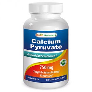 Calcium Pyruvate 750 Mg Capsule By Best Naturals (1)