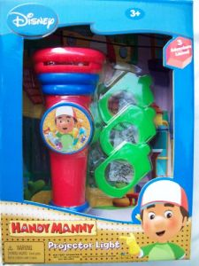 Disney Handy Manny Projector Light