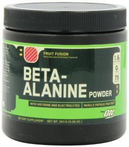 Optimum Nutrition Health & Fitness - Optimum Nutrition Beta Alanine Powder, Fruit Fusion, 75 Servings, 9.26 Ounce