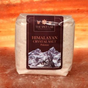 "The Spice Lab""s 2.2 Pounds - 1kg Fine Ground Himalayan Pink Salt -gourmet"