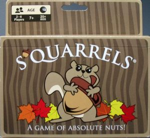 Squarrels The Game Of Absolute Nuts