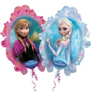 Disney Frozen Anna Elsa 38 Inches Balloon Birthday Party Decoration Princess