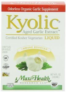 Maxi Health Liquid Kyolic, Twin Pack, 2-ounce Bottles