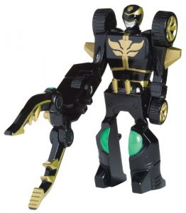 Power Rangers Megaforce Snake Morphin Vehicle, Black Ranger