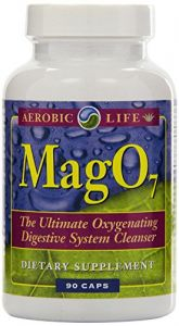 Aerobic Life Mag O7 Oxygen Digestive System Cleanser Capsules, 90 Count
