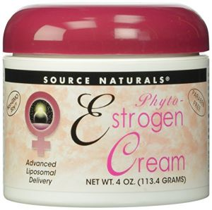 Source Naturals Phyto-estrogen Cream, 4 Ounce