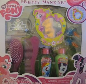 My Little Pony Pretty Mane Set