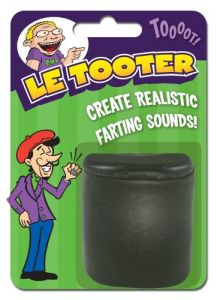 Big Mouth Toys Le Tooter