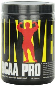 Universal Health Supplements - Universal Nutrition Bcaa Pro, 100 Capsules