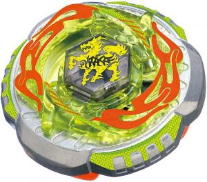 Takaratomy Beyblades Bb78 Japanese Metal Fusion R145wb Booster Rock Giraffe Battle Top