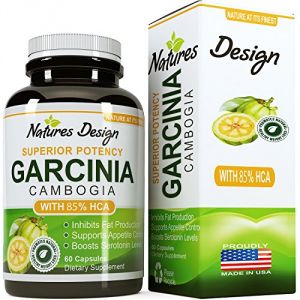 Purest Garcinia Cambogia Extract, Highest Grade & Quality 82% Hca (best Formula) - Pure & Potent With Extra Strength