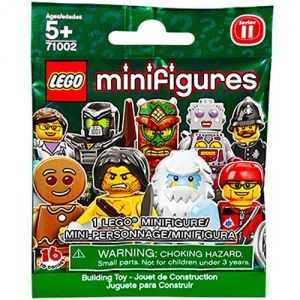 Lego 71002 Series 11 Mini Figures