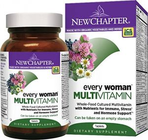 New Chapter Every Woman Multivitamin - 48 Ct (24 Day Supply)