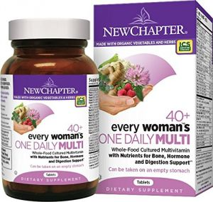 "New Chapter Every Woman""s One Daily 40+ Multivitamin - 72 Ct"