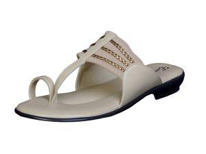 Flat Slipons, Sandals - Exotique Women Flat Sandal_EL0009BG