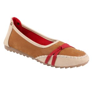 Exotique Women Beige Casual