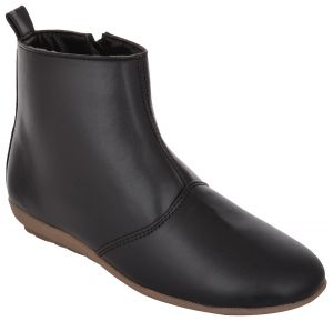 Footwear - Exotique Women's Black Casual Boots