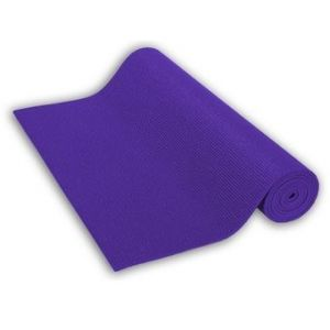 Esmartdeals 4 MM Purple Yoga Mat