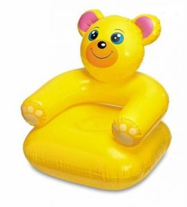 Soft Teddy Air Sofa Chair For Kids
