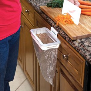Sky Line Attach-a-trash The Hanging Trash Bag Holder Set Of 1