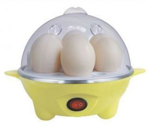 Cookware - Connectwide Kitchen Hen Egg Cooker Boiler Steamer Home Machine Egg Boiler