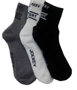 V. Men's Accessories - Men Ankle Socks Pack Of 3 Pairs